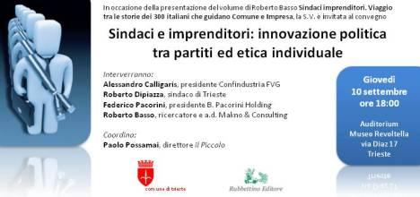 Invito Trieste